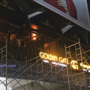 Golden Gate - Bar & The Family Restaurant - Saibeen Complex, Mangalore