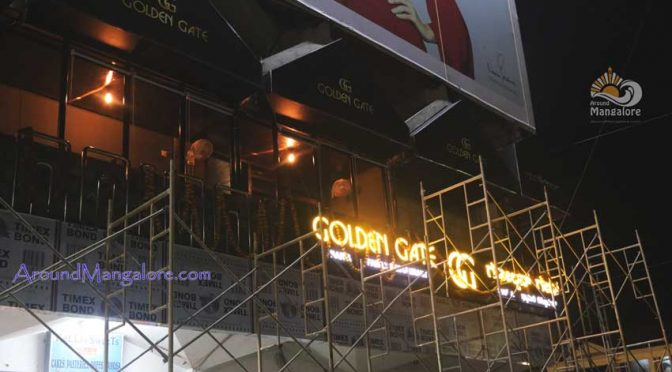 Golden Gate – Bar & Restaurant – Saibeen Complex