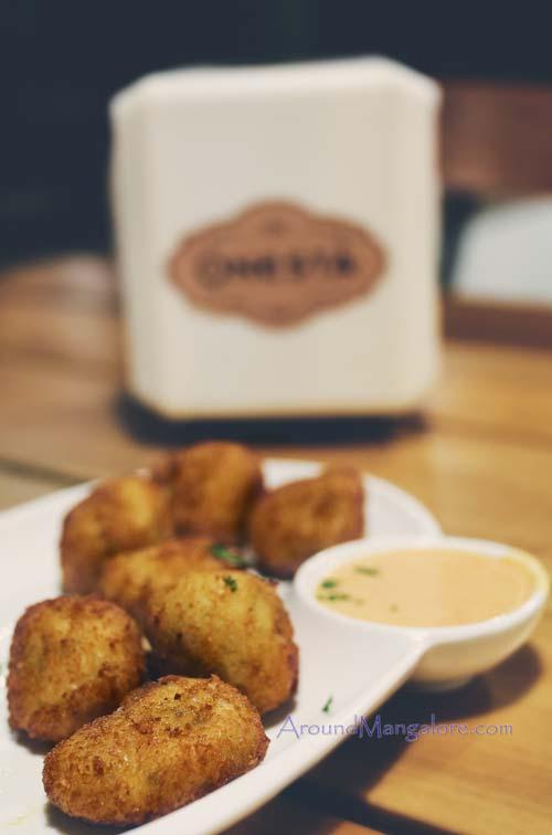 Jalapeno Cheeseballs - Onesta (Pizzeria) - Mak Mall, Kankanady, Mangalore