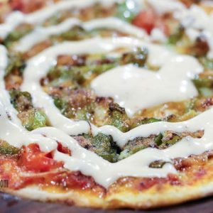 Mexican Veg Delight - Onesta (Pizzeria) - Mak Mall, Kankanady, Mangalore