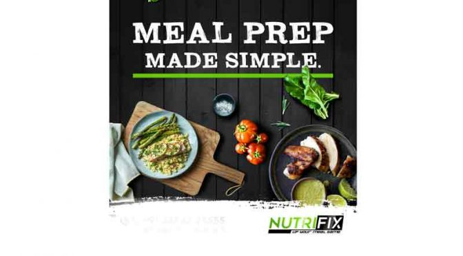 Nutrifix Meals – Food Delivery