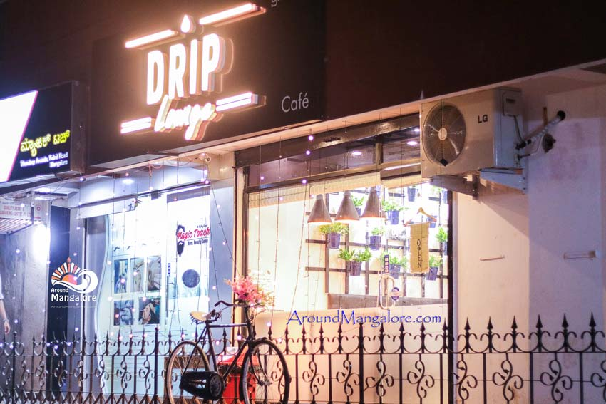 Drip Lounge Cafe - Falnir, Mangalore