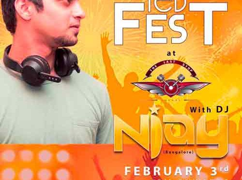 Feb Fest - 03 Feb 2018 - The Last Stop Lounge, Mangalore