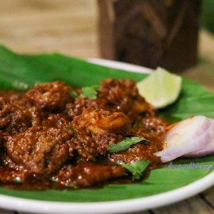 Prawns Ghee Roast - Fish Garage - Sea Food Restaurant - Chilimbi, Mangalore
