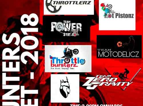 Riders Fest 2.0 - 04 Feb 2018 - Moto ClownZ - The Forum Fiza Mall, Mangalore - Event