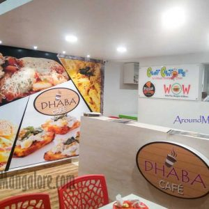 Dhaba Cafe - WOW Vada Pav - Chaat Chatore - MG Road, Ballalbagh, Mangalore