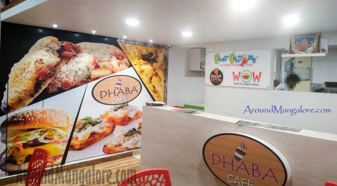 Dhaba Cafe – WOW Vada Pav – Chaat Chatore – MG Road