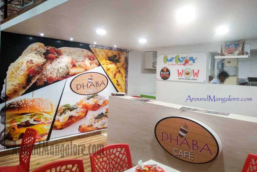Dhaba Cafe - WOW Vada Pav - Chaat Chatore - MG Road, Ballalbagh, Mangalore