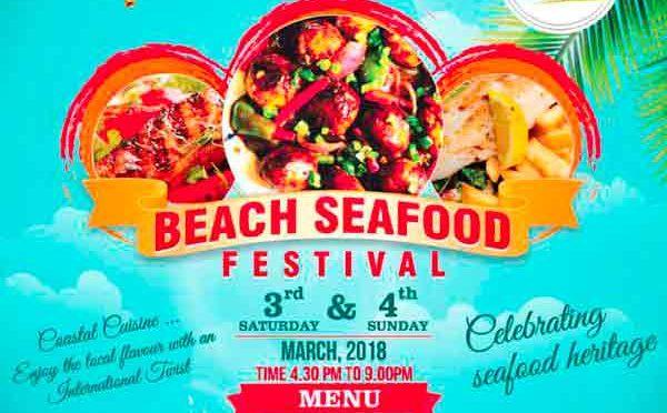 Sea Food Festival - 3 and 4 Mar 2018 - Malpe Beach