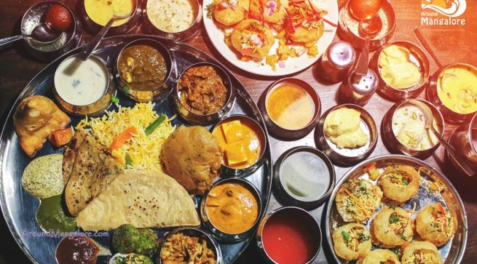 The Grand Indian Thali – City Center