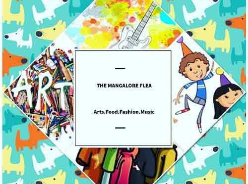 The Mangalore Flea Market - 17 & 18 Feb 2018 - Mangala Stadium, Mangalore - Event