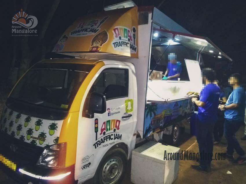 Traffic Jam Food Truck - Mangalore