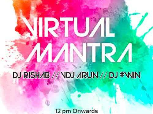 Virtual Mantra - 17 Mar 2018 - Boiler Room, Empire Mall, Mangalore