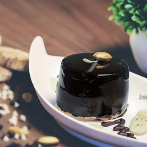 Banoffee Chocolate Mousse Cake - The Cake Club - Bejai Kapikad Road, Mangalore