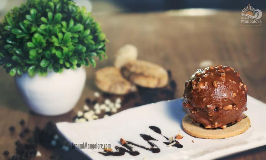 Chocolate Rocher - The Cake Club - Bejai Kapikad Road, Mangalore