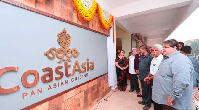 CoastAsia - A Pan Asian Cuisine Restaurant - Manipal