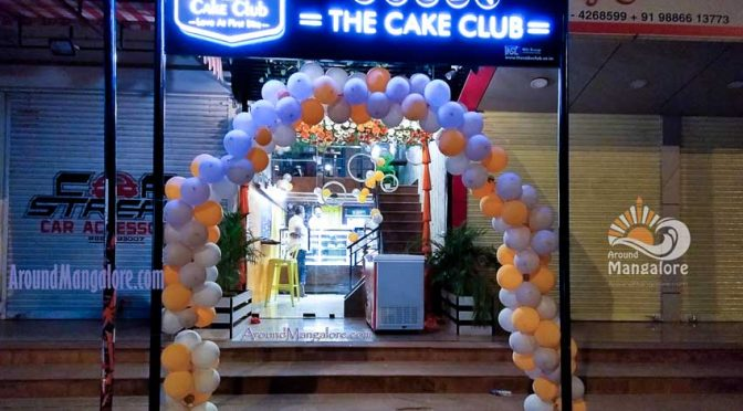 The Cake Club - Cake Shop- Bejai Kapikad Road, Mangalore