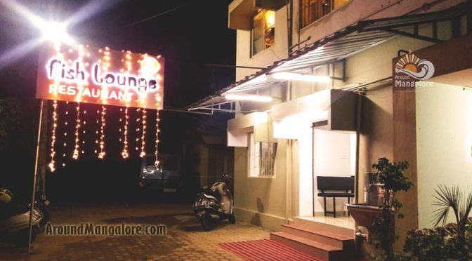 Fish Lounge Restaurant - Falnir, Mangalore