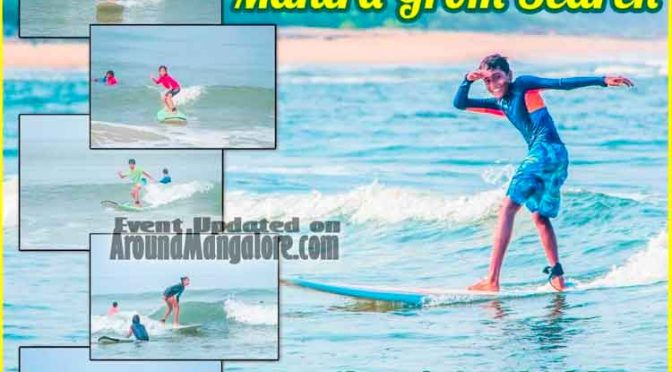 Mantra Grom Search - 22 Apr 2018 - Mantra Surf Club, Mangalore