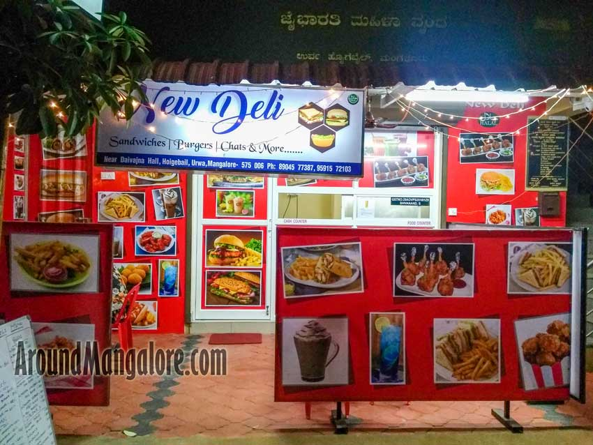 New Deli Cafe - Hoigebail, Urwa, Mangalore