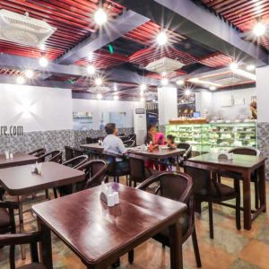 Red Rock's - BournBon Bakery & Cafe - Sizzer 6 - Kodailbail, Mangalore