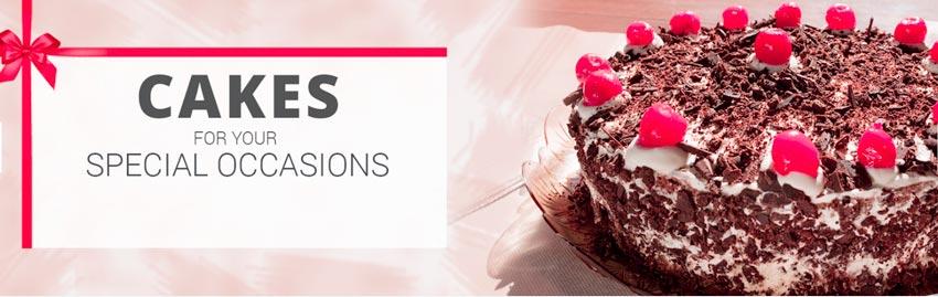 Cakes - Flower Mojo - flowermojo.com