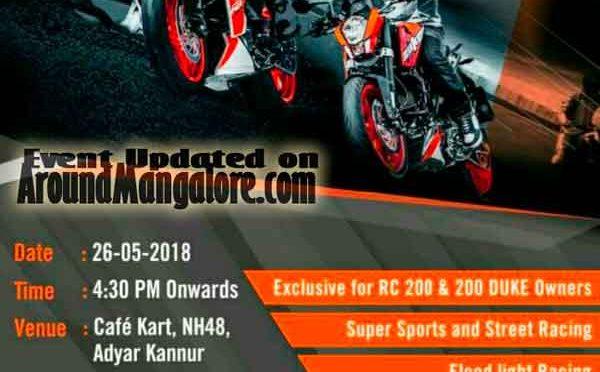 Orange Day - Mangalore - 26-May-2018 - Cafe Kart, Mangalore