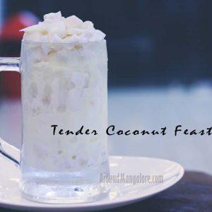 Tender Coconut Feast - Mango Berrys - Natural Ice Cream - Marnamikatte, Mangalore