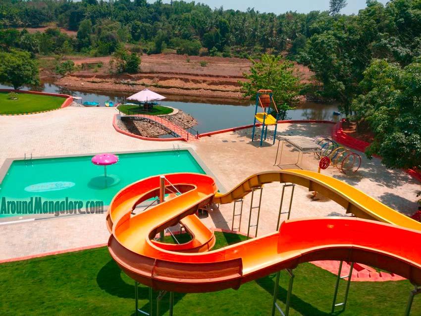 Tinton Resorts & Water Park - Belve, Udupi, Karnataka