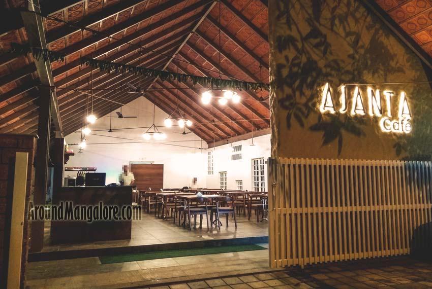Ajanta Cafe - Gandhinagar, Mannagudda, Mangalore