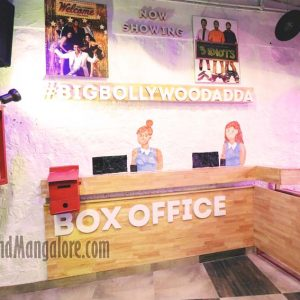 Big Bollywood Adda - Hotel Prestige, Balmatta Junction, Mangalore