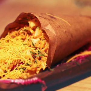 Chicken Khurana Bhel - Big Bollywood Adda - Hotel Prestige, Balmatta Junction, Mangalore