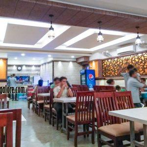 Mathura Vegetarian Restaurant - Saibeen Complex, Lalbagh, Mangalore