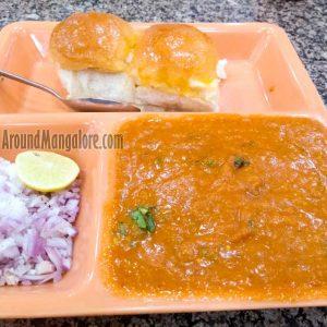 Pav Bhaji - Sri Krishna Vilasa - Pure Veg Restaurant - Urwastores, Mangalore