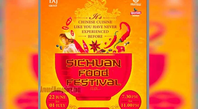 Sichuan Food Festival 2018 - The Gateway Hotel, Mangalore