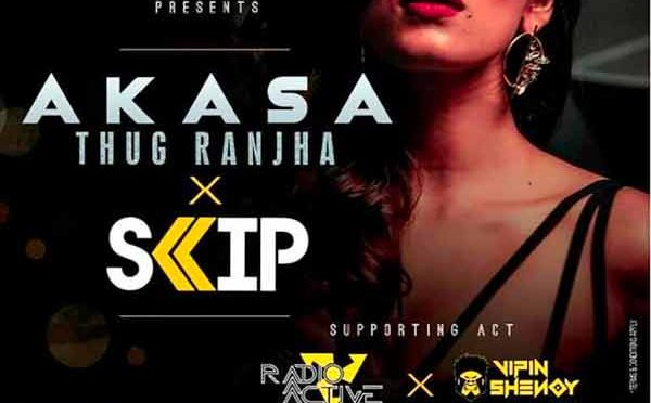 AKASA - 15 Jul 2018 - ONYX Air Lounge & Kitchen, Mangalore
