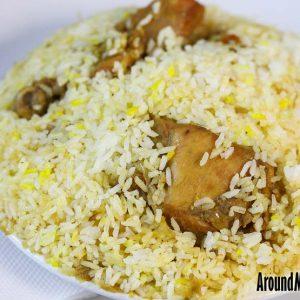Chicken Dum Biryani - Thalassery Kitchen - Opp Badria Masjid, Bunder, Mangalore