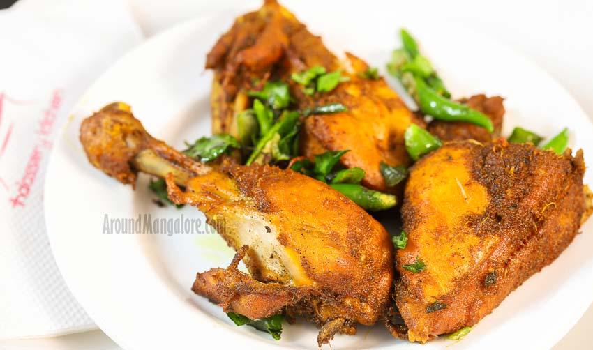 Chicken Fry - Thalassery Kitchen - Opp Badria Masjid, Bunder, Mangalore