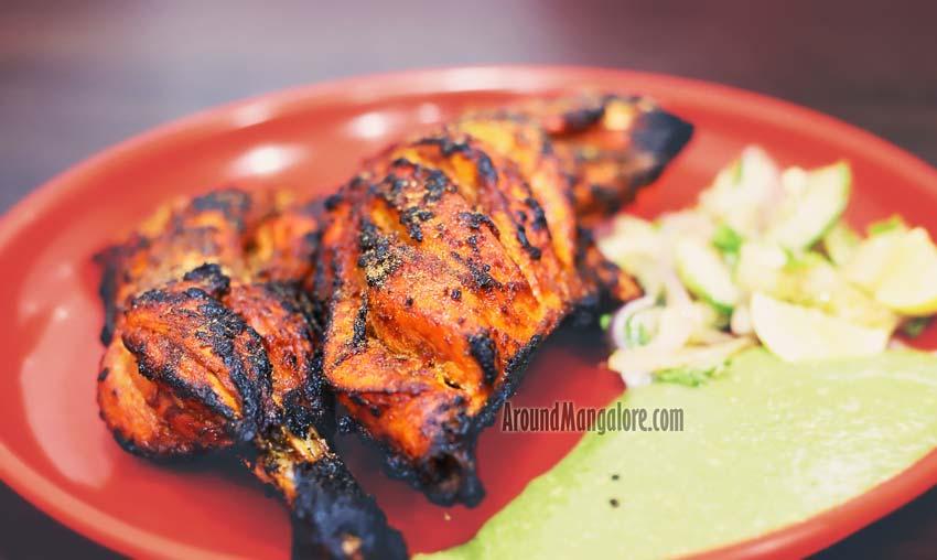 Chicken Tandoori - The Grill Gate - Yeyyadi, Mangalore