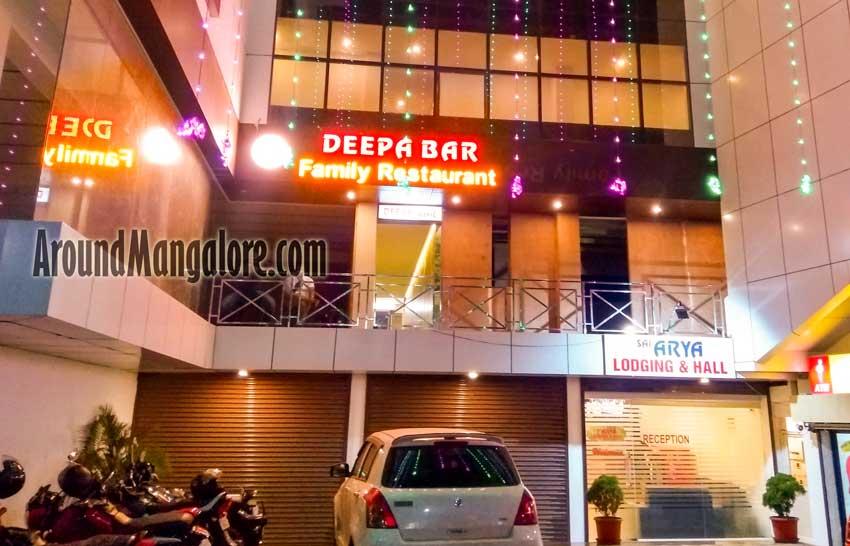 Deepa Bar & Family Restaurant - Pumpwell, Mangalore