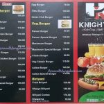 Food Menu - Knight Out - Online Food Delivery - Mangalore