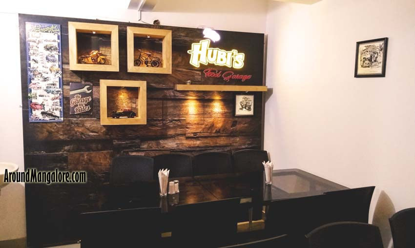 Hubi's Food Garage - Deralakatte, Mangalore