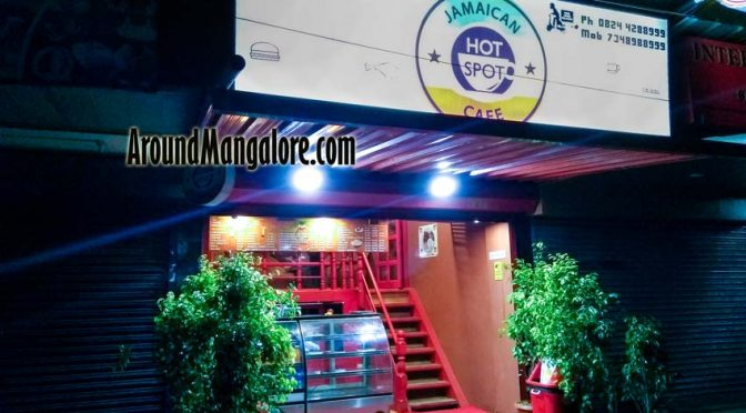 Jamaican Hotspot Cafe – MG Road