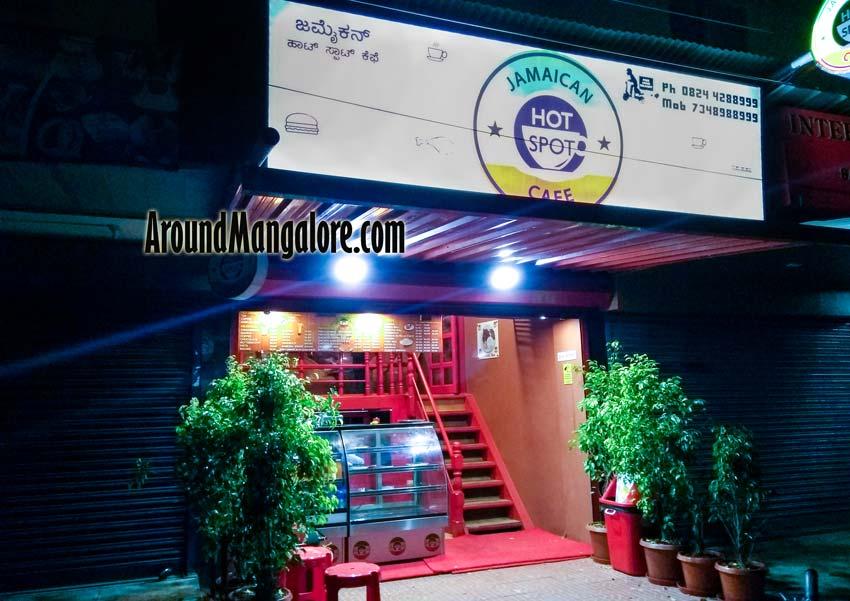 Jamaican Hotspot Cafe - MG Road, Mangalore