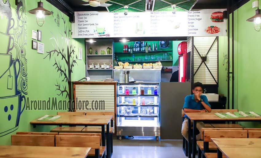 Kiwi - Cafe - Pumpwell, Mangalore