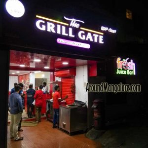 The Grill Gate - Yeyyadi, Mangalore