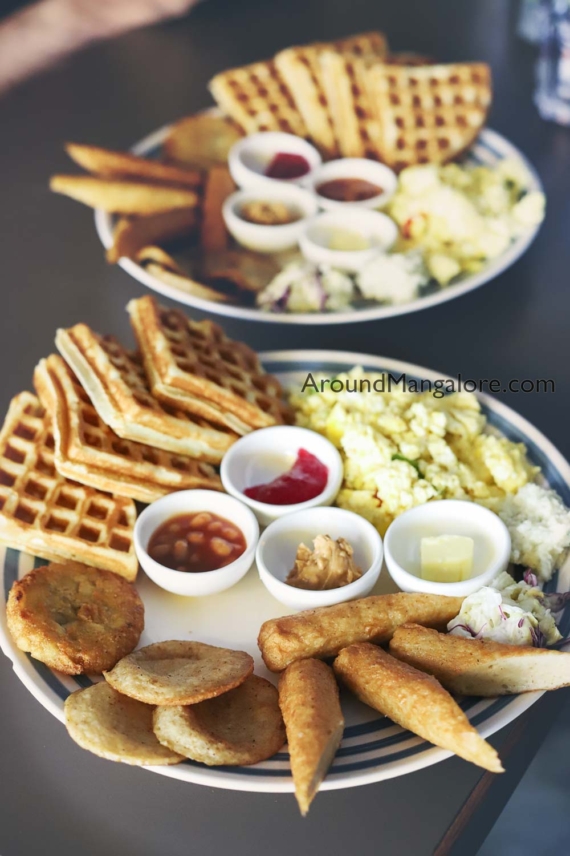 All Day Breakfast - Chicken - TGG – The Good Galette - Attavar, Mangalore
