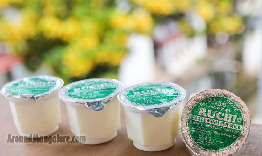 Ruchi - Masala Butter Milk Cup - Nayak's Ruchi, Mangalore