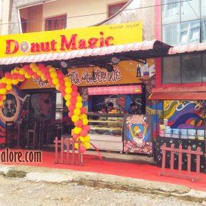 The Donut Magic - Thryvs Cafe - Attavar, Mangalore