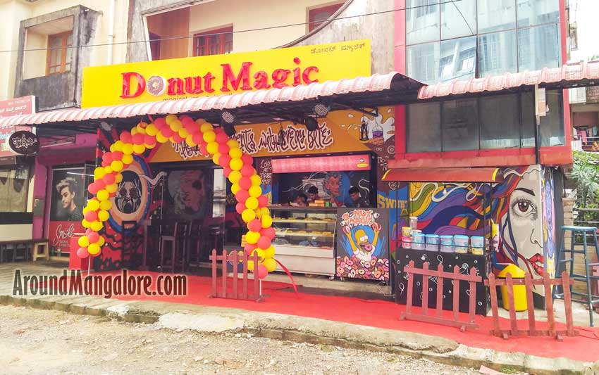 The Donut Magic - Thryvs Cafe - Attavar, Mangalore
